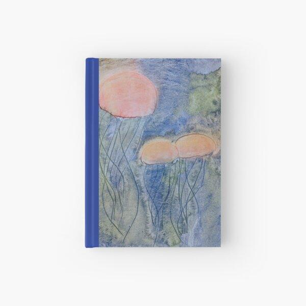 Jellyfish Dance Hardcover Journal