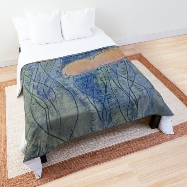 Jellyfish Dance Comforter