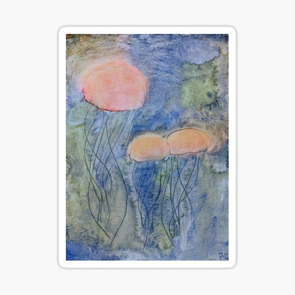 Jellyfish Dance Sticker