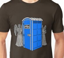 The Angels Have the Wrong Box! Unisex T-Shirt