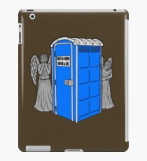 The Angels Have the Wrong Box! iPad Case/Skin