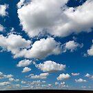 Big Sky by John Gaffen