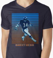 Walter Payton Sweetness Men's V-Neck T-Shirt