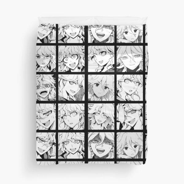 Nagito Manga Collection Duvet Cover