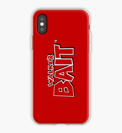 Walker Bait iPhone Case