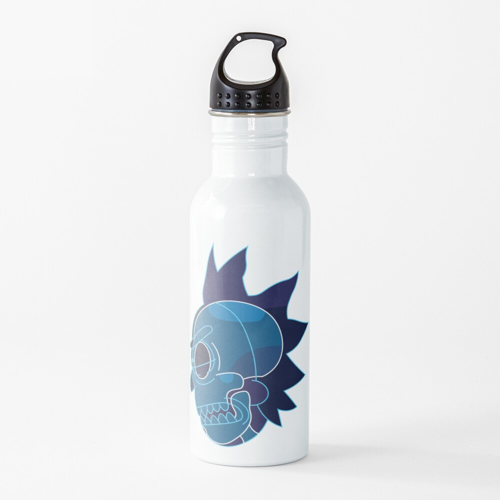 Rick Sanchez head X-Ray from Rick and Morty ™ Water Bottle