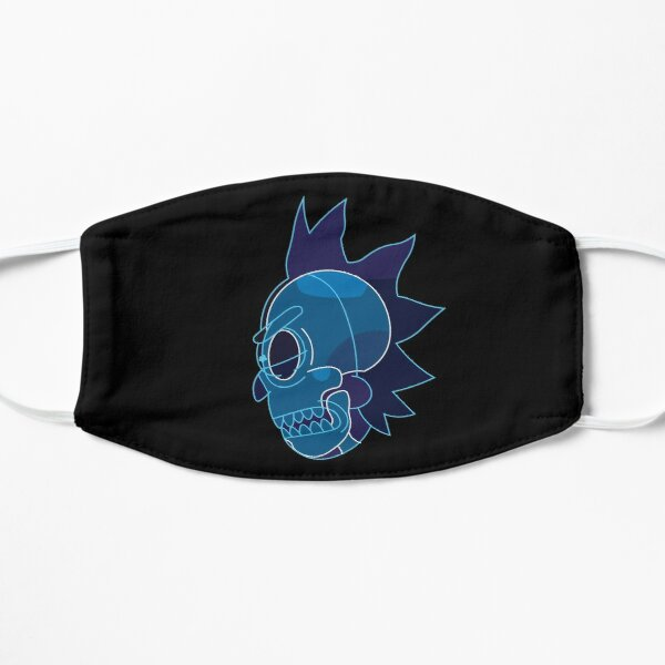 Rick Sanchez head X-Ray from Rick and Morty ™ Mask