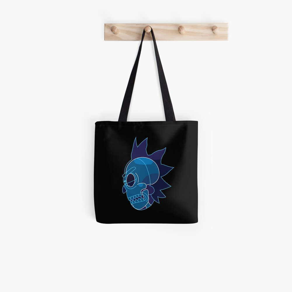 Rick Sanchez head X-Ray from Rick and Morty ™ Tote Bag