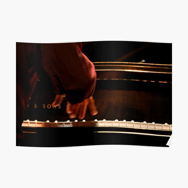 Jazz Hands Poster