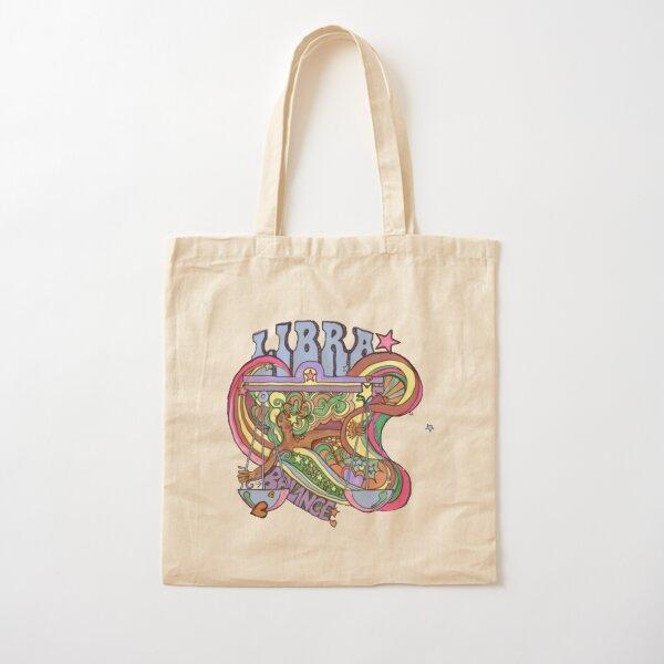Libra Cotton Tote Bag