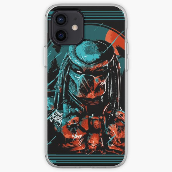 Alien Hunter iPhone Soft Case