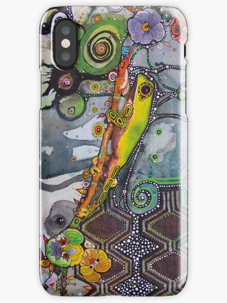 Cocoi Libre iPhone/iPod Case by Jay Taylor
