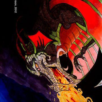Dragon 1 by Averroon