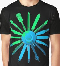 Let's Draw Graphic T-Shirt