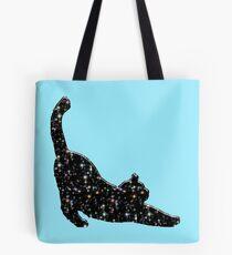 Constellation Cat Tote Bag