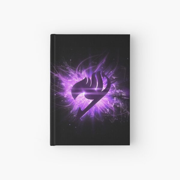 Fairy Tail Guild Symbol illustration - Fairy Tail Hardcover Journal
