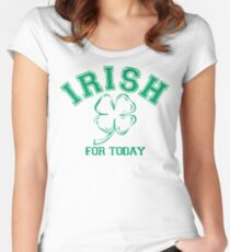 Irish For Today Women's Fitted Scoop T-Shirt