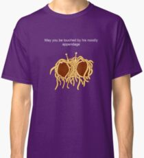 His noodly appendage Classic T-Shirt