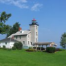 Sodus Point Lighthouse by Jack Ryan