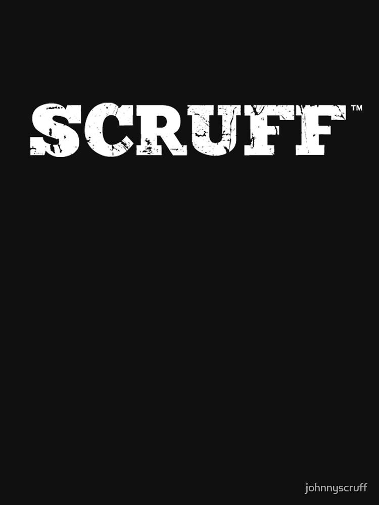 SCRUFF T-Shirt | Unisex T-Shirt