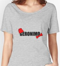 Geronimo Women's Relaxed Fit T-Shirt