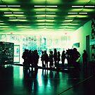 Neue Museum, Soho 2011 by Olivia McNeilis