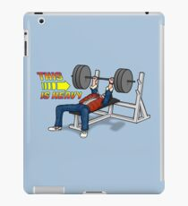 This is HEAVY!!! iPad Case/Skin