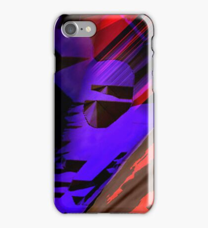 PURPLE PEOPLE EATER iPhone Case/Skin