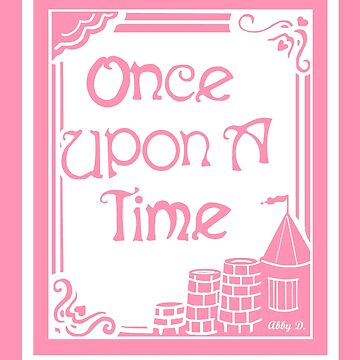 Once Upon A Time in Pink by AbigailDavidson