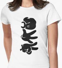 Rock Paper Scissors (Black) T-Shirt