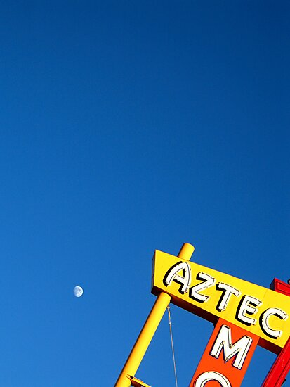 Aztec Motel by theseven