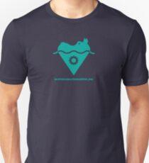 AAHCS Hippo Heart Logo  Unisex T-Shirt
