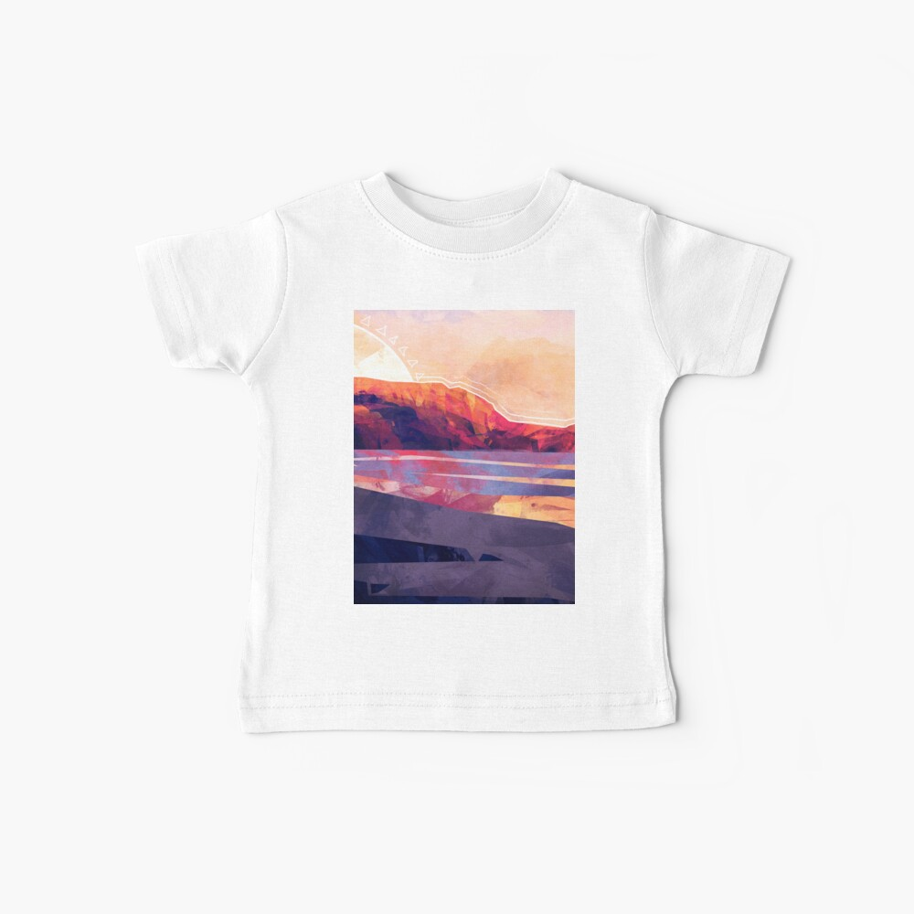 Table Mountain Baby T-Shirt
