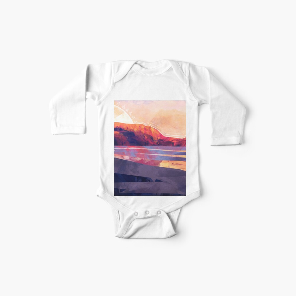 Table Mountain Baby One-Piece