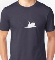 Camiseta unisex Lanzadera de aterrizaje