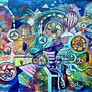 Beautiful Brain Carnival by Elizabeth D'Angelo