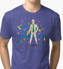 I am the Dean-ger!!! Tri-blend T-Shirt