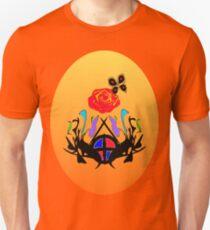 ை♠Vintage Royal Crest Posh Clothing & Stickers&♠ை Unisex T-Shirt