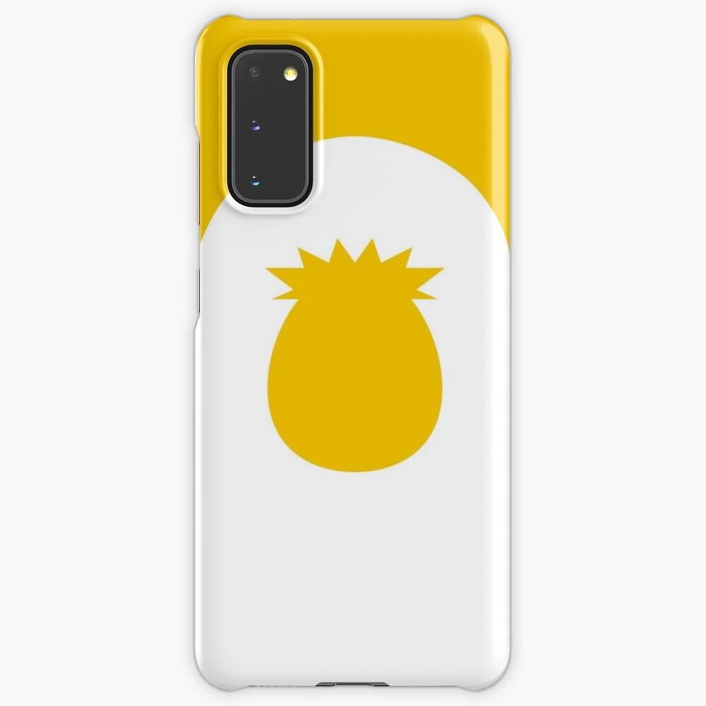 Prodigious Pineapple (PiBook) Case & Skin for Samsung Galaxy