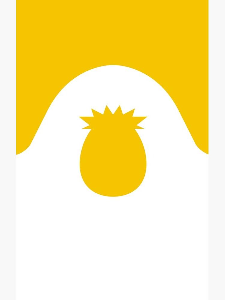Prodigious Pineapple (PiBook) by lazerwolfx