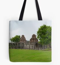 Shivan Temple - Gingee Fort Tote Bag