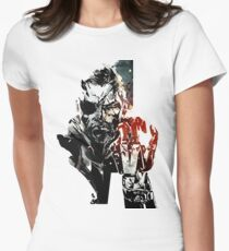 Metal Gear Solid V Women's Fitted T-Shirt