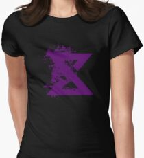 Witcher Yrden sign Womens Fitted T-Shirt