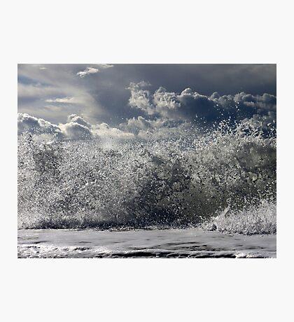 Sea & Sky Photographic Print