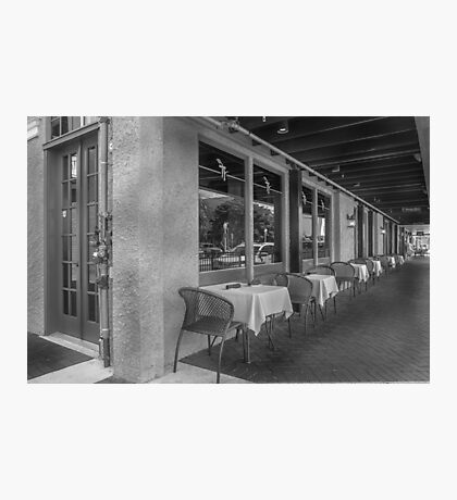 The Twisted Vine Bistro  Photographic Print