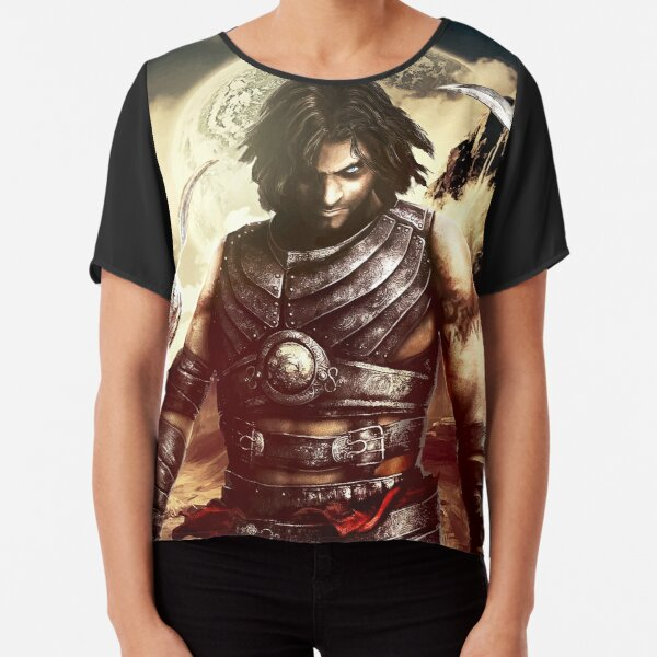 Prince of Persia Warriors Within ultimate tribute Chiffon Top