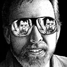 Self Portrait by Ron  Monroe