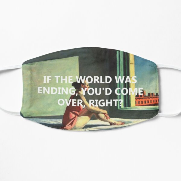 Morning Sun / If The World Was Ending Mask