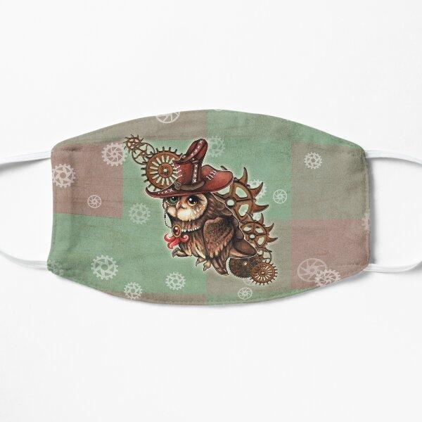 Steampunk Owl Maske