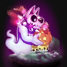 GhostPup by hawtcherry